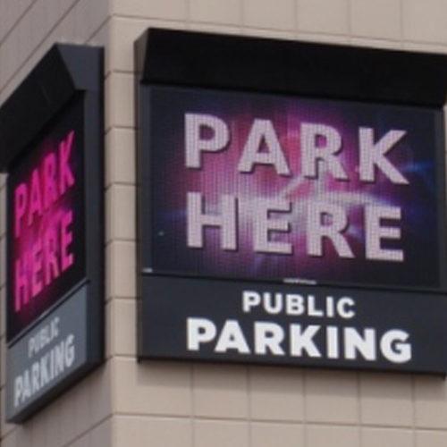 digital led signs a 1 sign